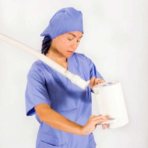 IsoLED XII Medical LED Exam Procedure Light Used by Nurse