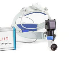 Isolux Magnum LED Surgeon Lamp Trial Battery Powered