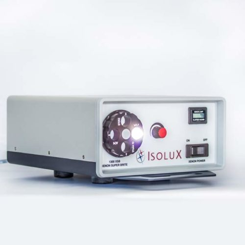 Xenon Fiber Optic Surgical Light Source Illuminator 300w